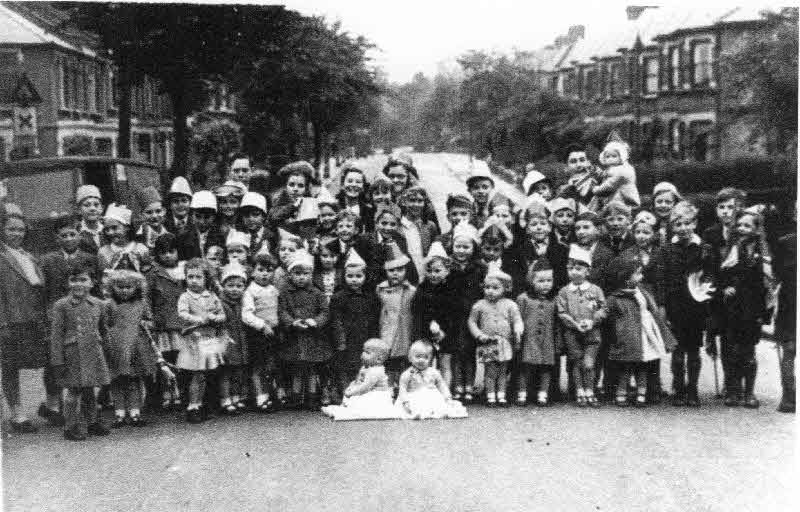 Poppleton Road street party